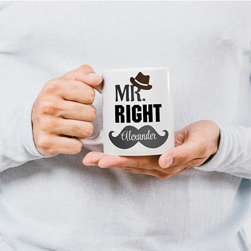 Custom Couple Mug