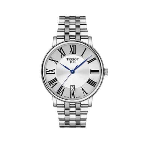 T-Classic Carson Premium Bracelet Watch