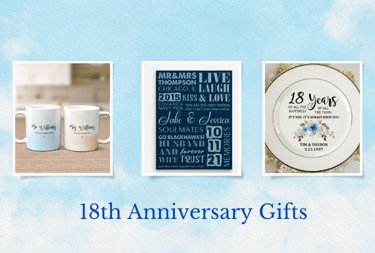 18th-anniversary-gifts