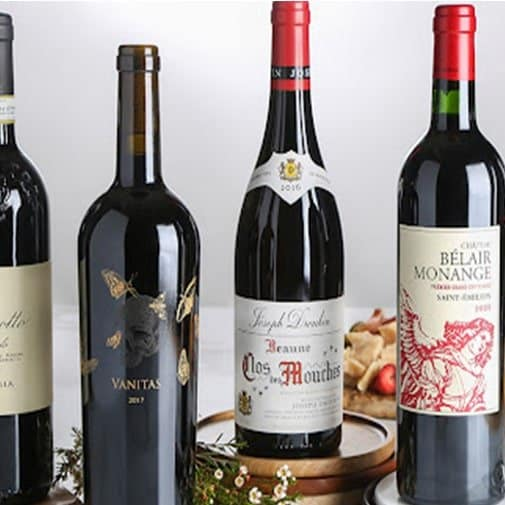 A wine subscription