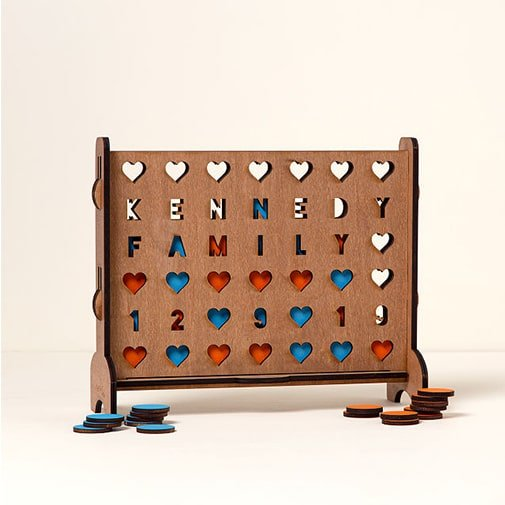 Personalized Cross Game