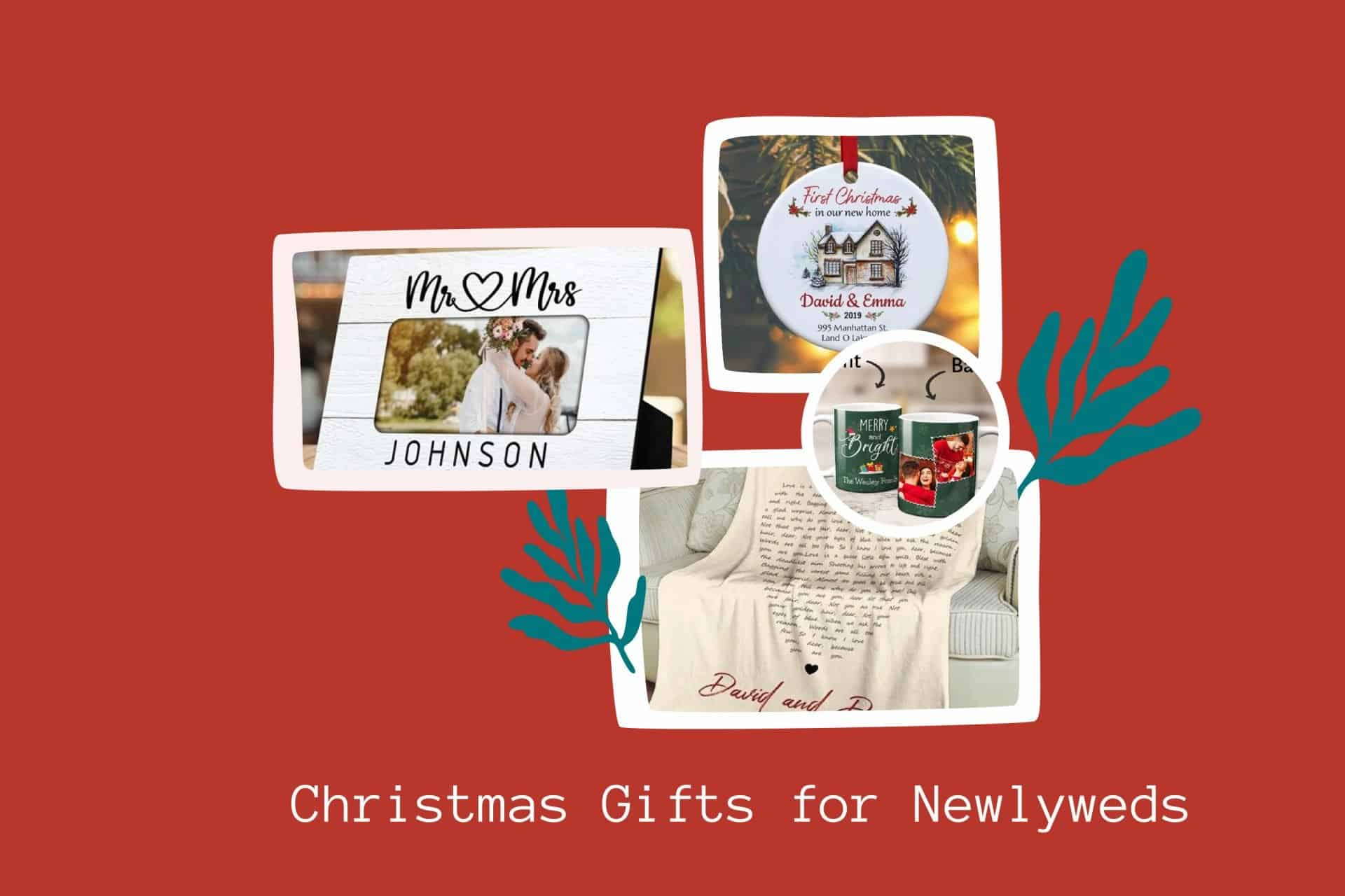 29 Best Gifts for Newlyweds First Christmas