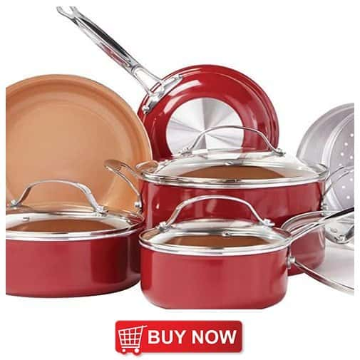 Cookware Set: best wedding gift for sister