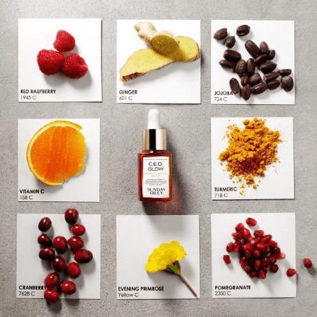 Glow Vitamin C & Turmeric Face Oil