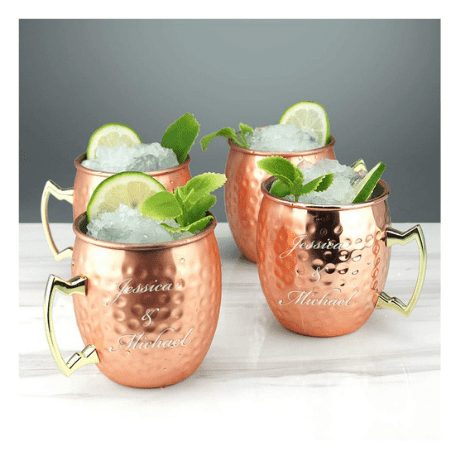Moscow Mule Mug - wedding party gifts