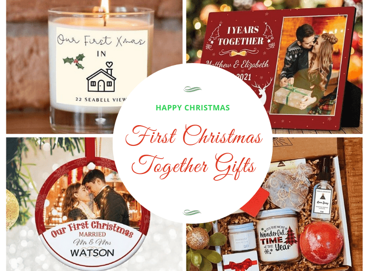 23 The Best First Christmas Together Gift for Him, Her and Couple