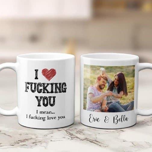 first christmas presents for boyfriend: Funny Coffee Mug