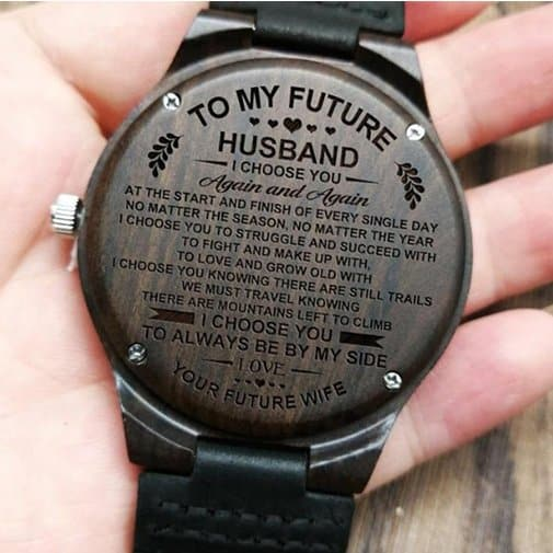 best gifts for fiance: Watch