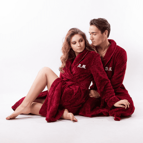 Couple Robes