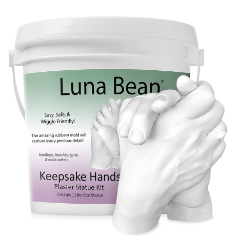 Keepsake Hands Casting Kit - gifts for couples
