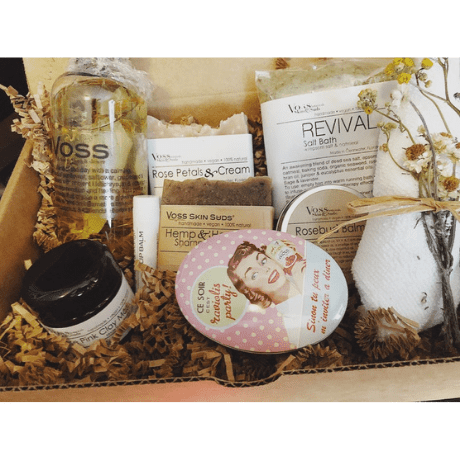 Spa Gift Set - gifts for couples